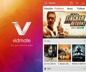 Latest VidMate Apk Download Free for Android