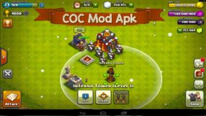 Clash of Clans Mod APK v8.332.16 download
