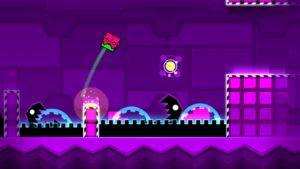 Geometry Dash apk latest version 2.1 download